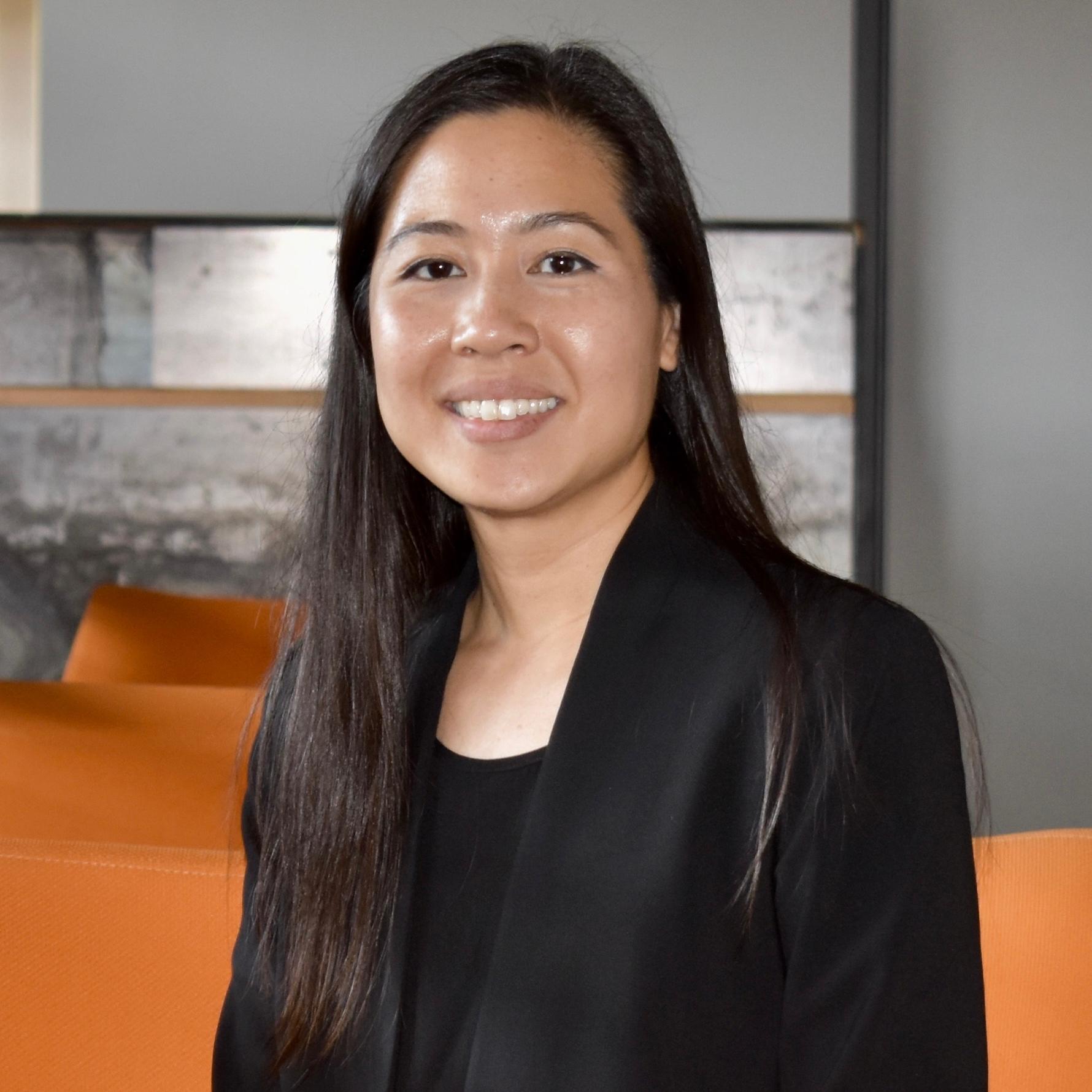 board member Victoria Shum '00